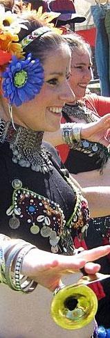 Ghawazee Belly Dancers