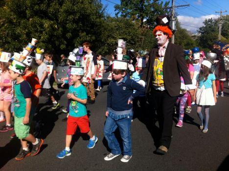 Celebrate Mooroolbark Street Parade 2015