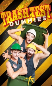 Trash Test Dummies are coming to Celebrate Mooroolbark festival!