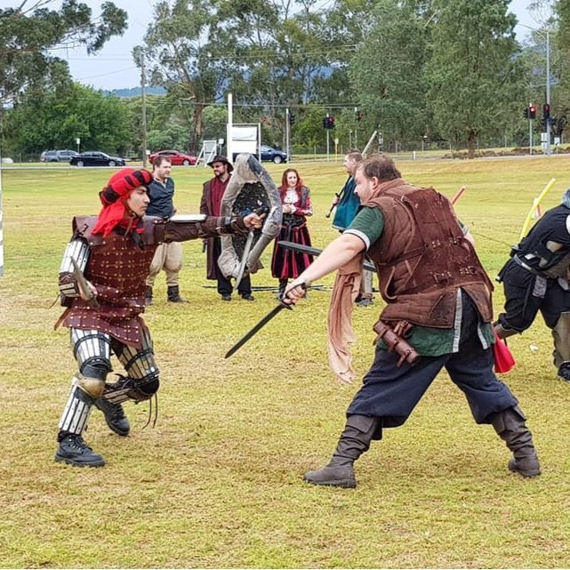 Swordcraft Celebrate Mooroolbark 2019