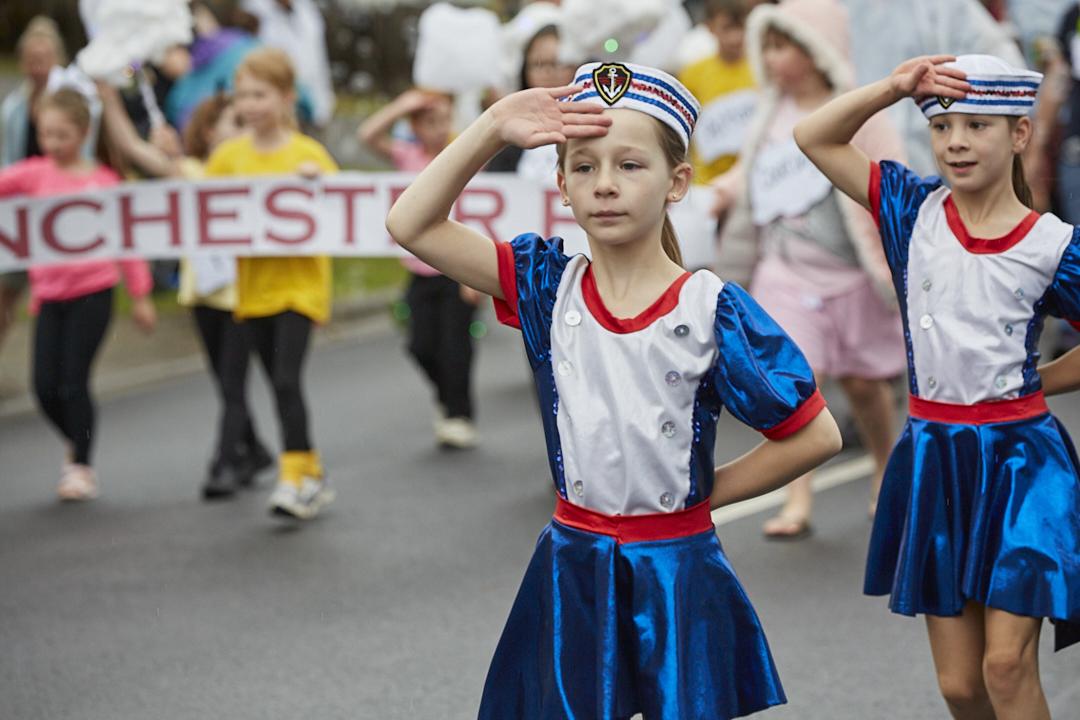 Photo of Celebrate Mooroolbark Street Parade 2019. Photo by Nicole Squelch.